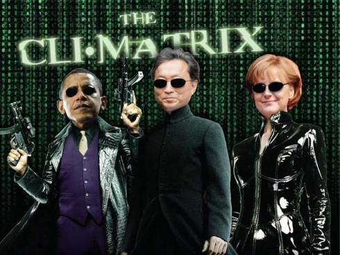 """It's just like """"The Matrix"""""""