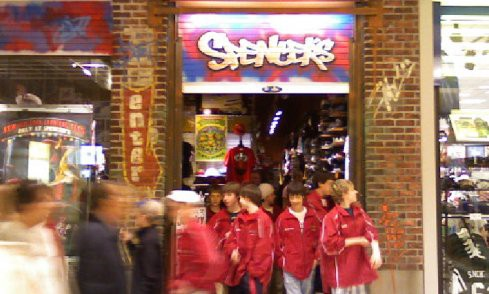 Sex spencers store