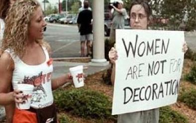LOL FEMINISM?