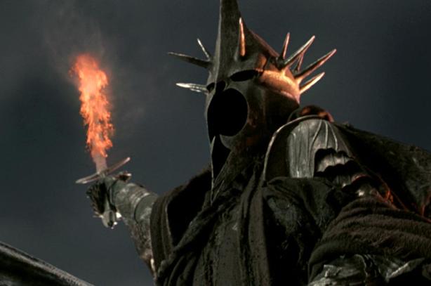 9 wraith flaming sword