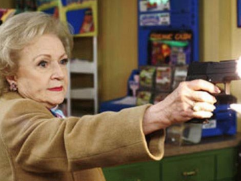 BETTY WHITE REALLY IS