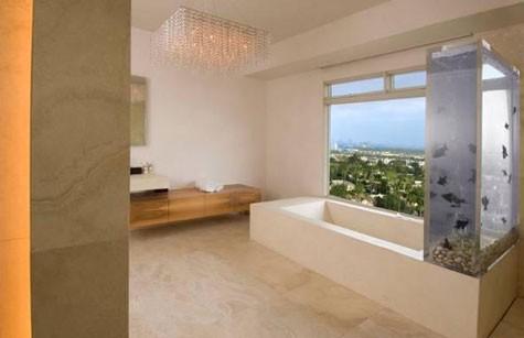 kanye bathroom