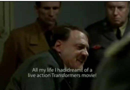 DO YOU KNOW HOW HITLER FEELS?