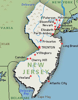 NEW JERSEY, A LOCAL STATE