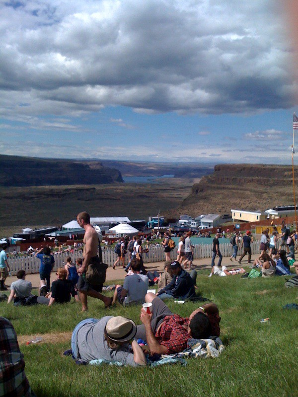 THE GORGE