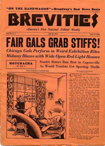 brevities 1933 july 20
