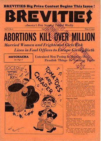 brevities 1932 april 4