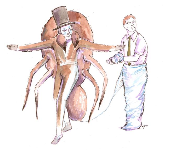 SPIDER VILLAGE