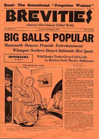 brevities 1932 december 12