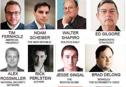 THE MEN OF JOURNOLIST