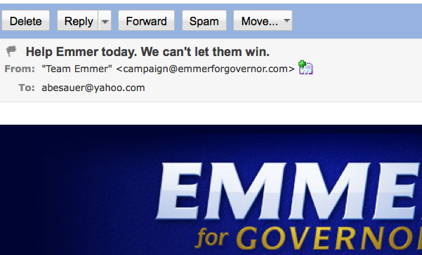 emmer let them win