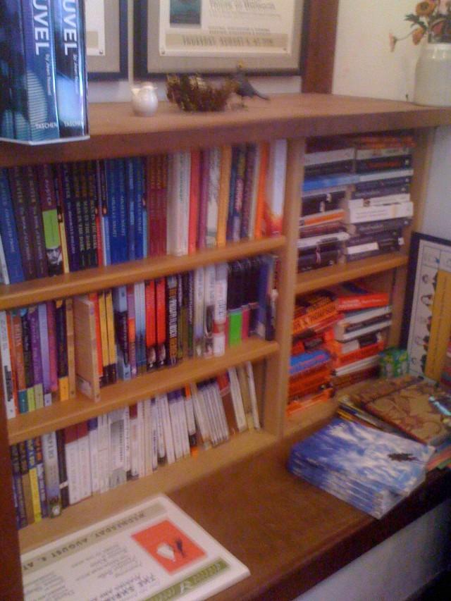 THE FORBIDDEN BOOKS