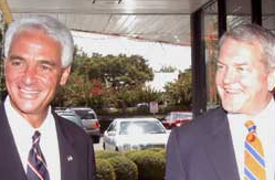 FOLEY AND CHARLES 'CHUCKIE' CRIST