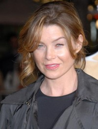 A picture of Ellen Pompeo from Wikipedia. An article about the 'Gray's Anatomy' star sent your blogger down a horrible rabbit hole from which he may never fully emerge.