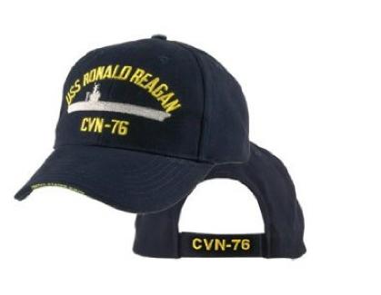 uss ronald reagan hat
