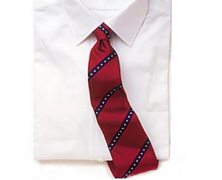 confederate necktie
