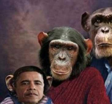 1b601f46f Primate in Chief  A Guide to Racist Obama Monkey Photoshops - The Awl