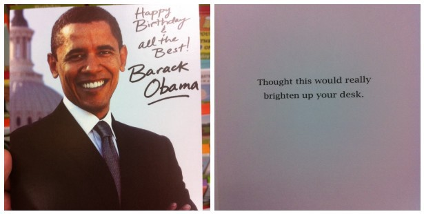 Duane Reades Progressively More Scary Obama Birthday Cards The Awl