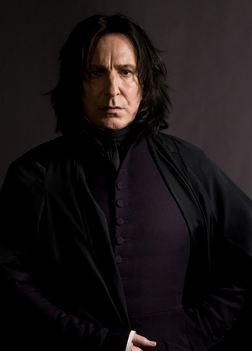 Sexy Snape In Love: Five Secondary Characters Who Dominate