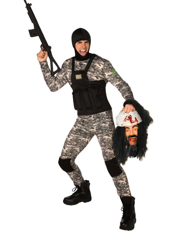 Terrorist costume images galleries for Achmed the dead terrorist halloween decoration