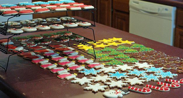 Christmas Cookie Trays.15 Recipes For Your Enormous Christmas Cookie Tray The Awl