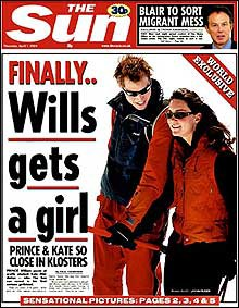 How Kate Became A Princess The Awl