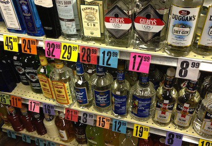 Buying The Bottom Shelf An Adventure In Cheap Liquor