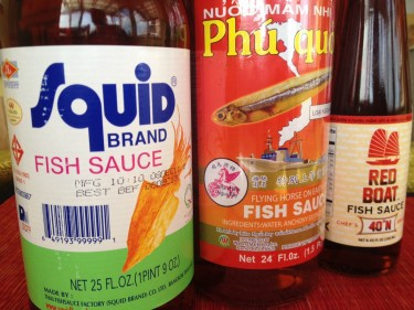 It 39 s time to set your fish sauce free the awl for Squid brand fish sauce