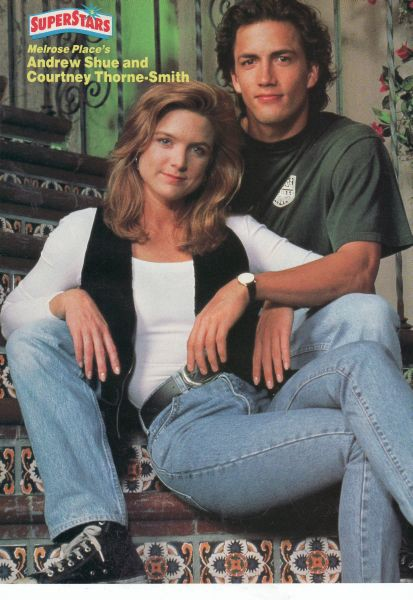 Share your Courtney thorne smith hot pic that