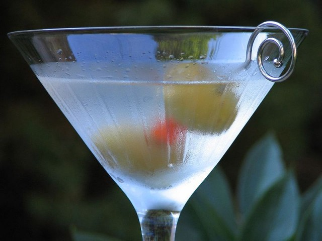 How Much More Do Martinis Cost Today? - The Awl
