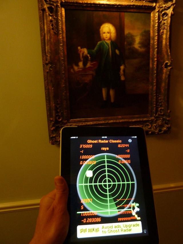 Ghost Meter is 100% Science.