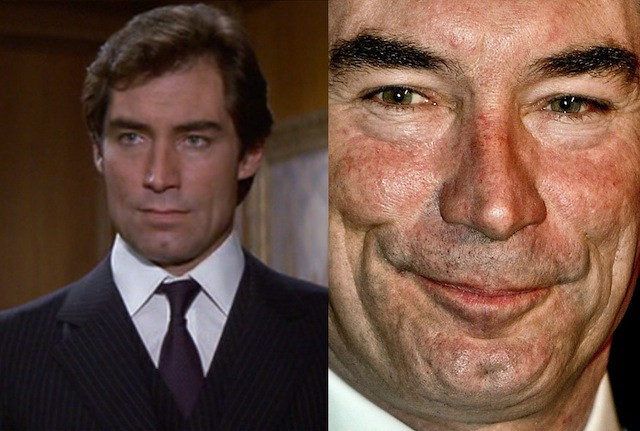 From super hot early '90s Bond to ... Michael Bloomberg?