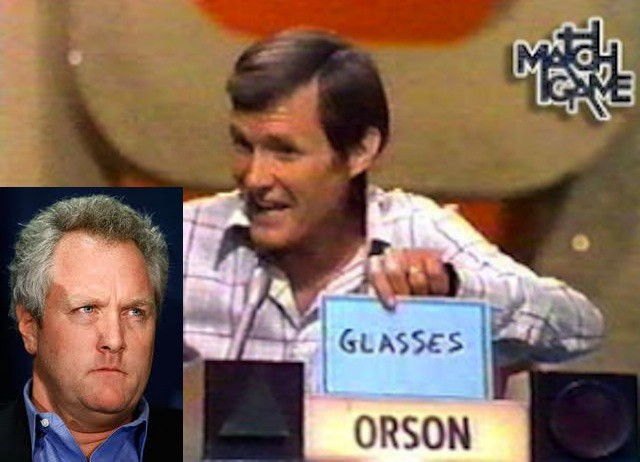 Orson Bean is a liberal Hollywood actor, yet his son-in-law was not!