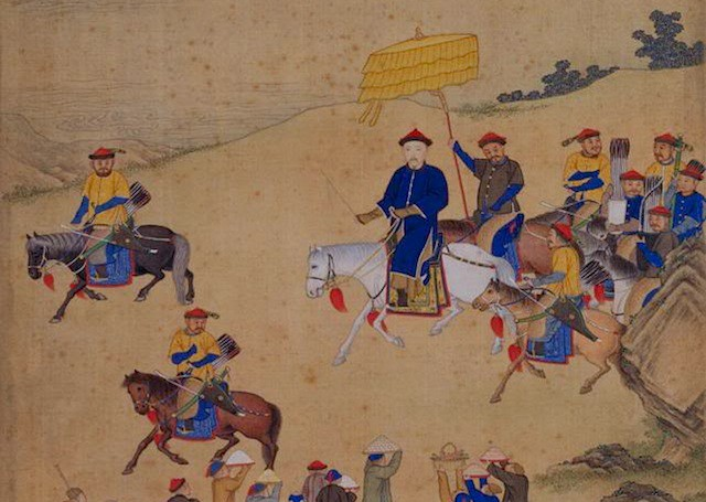 Even without Twitter and Jesus, the Kangxi Emperor ruled for 61 years!