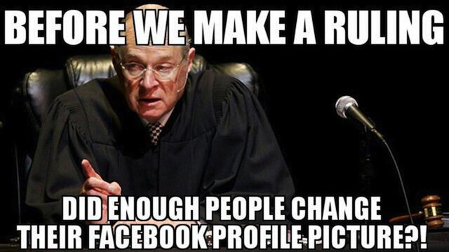 This is b.s. because SCOTUS justices only uses myspace.