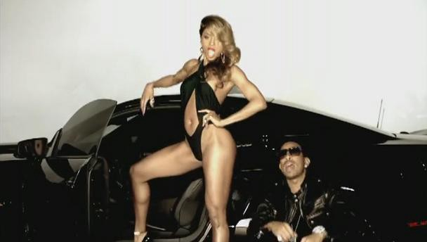 """Just for fun. Still from Ciara's """"Ride,"""" ft. Ludacris (2010). Some things really are universal."""