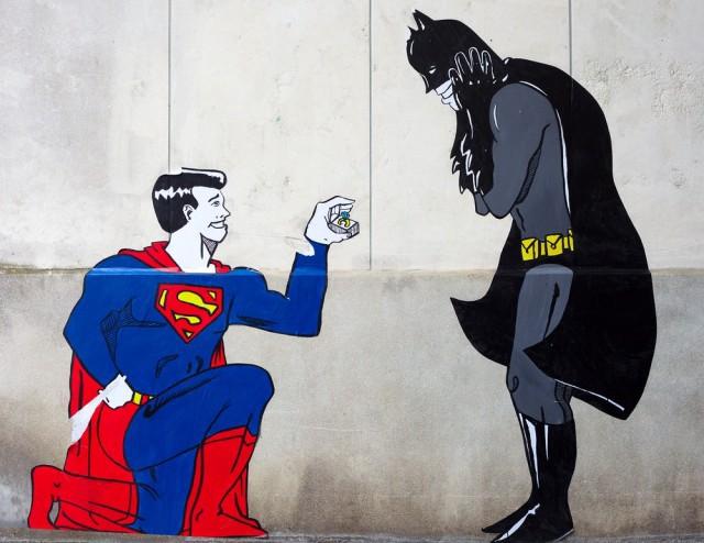 batman is gayyyy