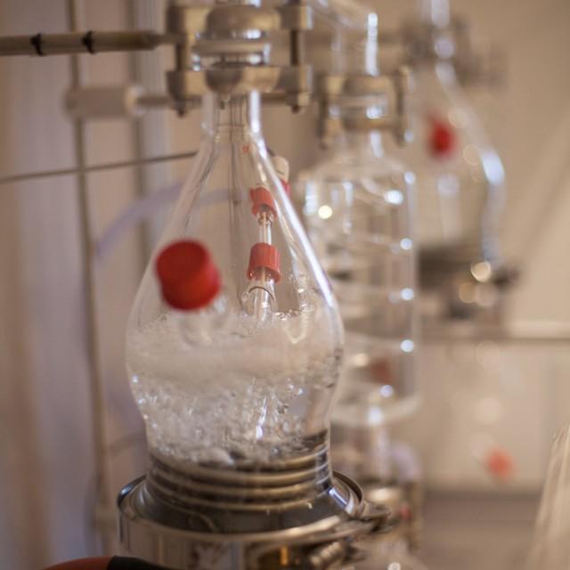 micro distillation