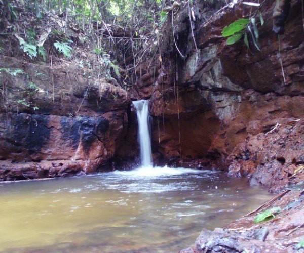 Secret Falls of Kimbuma