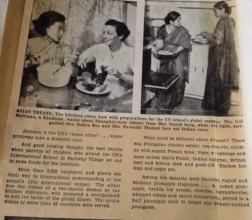 LI Press Global Supper Article