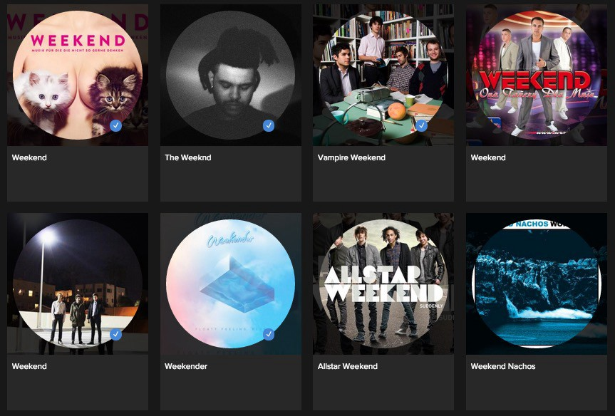 What's in a Spotify Name? - The Awl