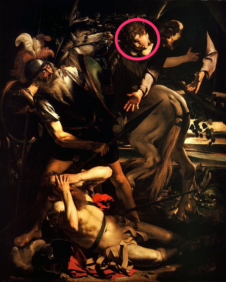 Was Caravaggio st john the baptist the nude