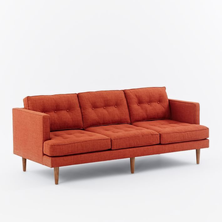 A Few Days Ago, I Wrote A Piece For The Awl About West Elmu0027s U201cPeggyu201d Sofau2014a  Couch That Hundreds Of People Have Bought Over The Three Years Of Its  Existence ...