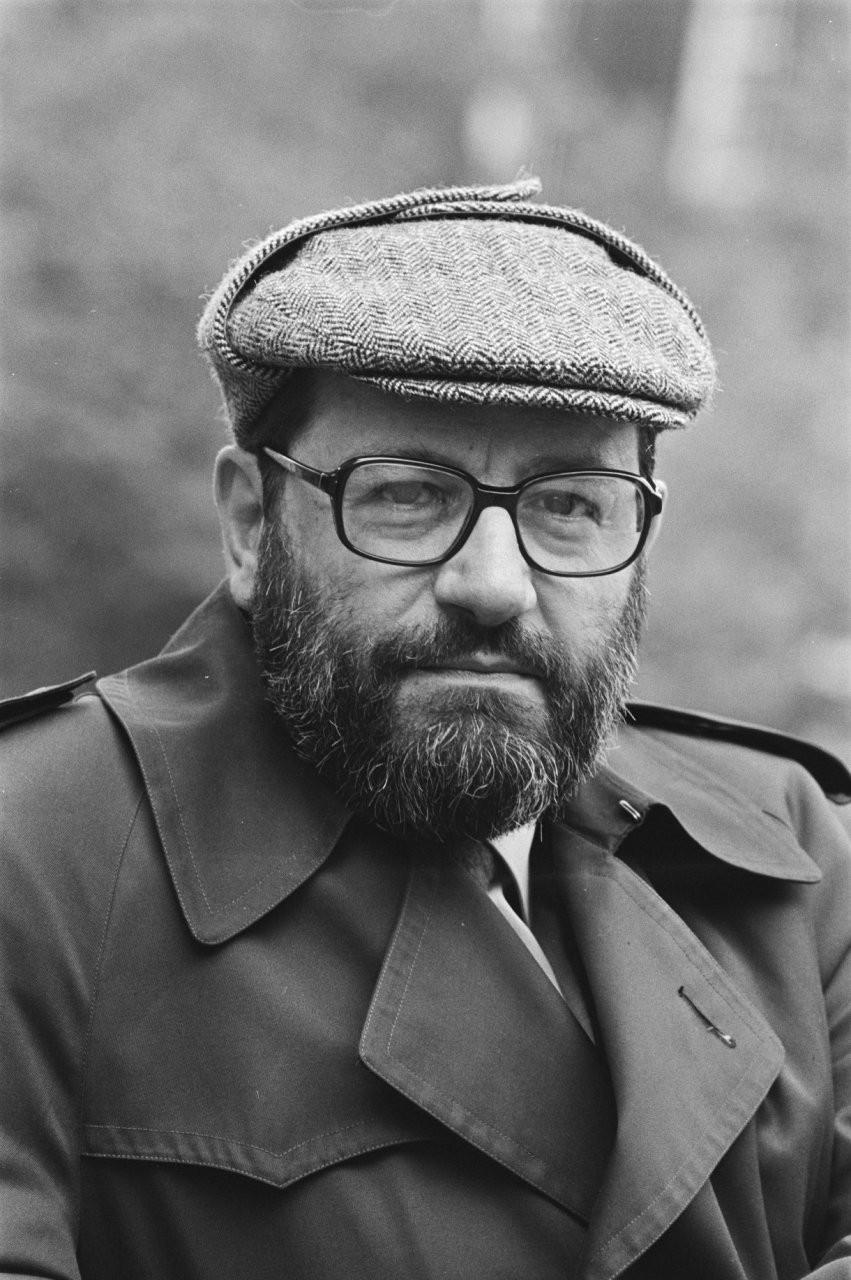 Umberto Eco's Dope Fit