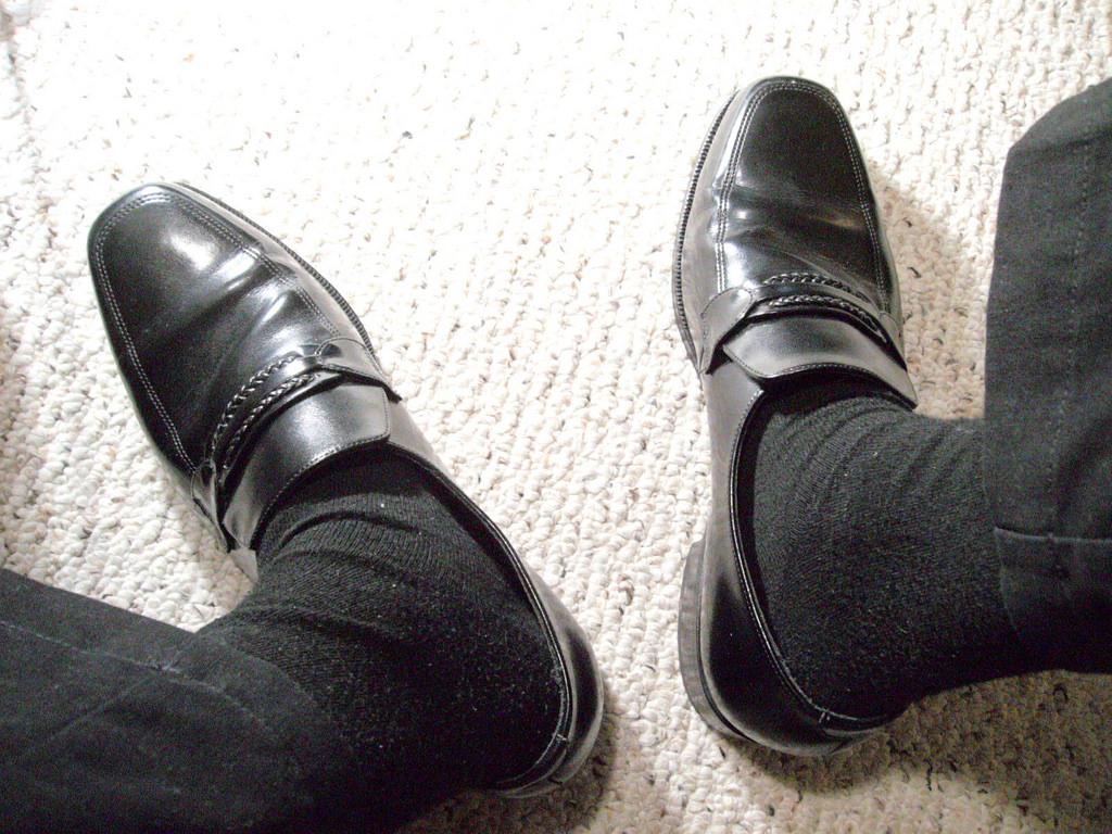 Jared Kushner Wears The Wrong Socks The Awl